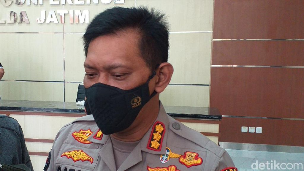 Kasat Resnarkoba Polrestabes Surabaya Dimutasi