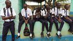 Kala Siswa di Sudan Selatan Masuk Sekolah lagi