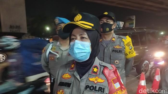 Kapolsek Bekasi Kota Kompol Armayni