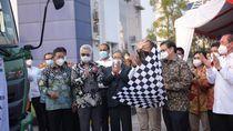 DPR Apresiasi Airlangga soal Bantuan Ribuan Oksigen ke India
