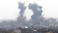 35 Warga Palestina Tewas Akibat Gempuran Udara Israel, Termasuk 10 Anak