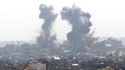 Israel-Palestina Panas, AS Minta Kematian Warga Sipil Diakhiri