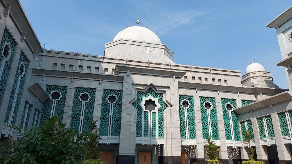 Masjid Raya JIC Akan Gelar Salat Idul Fitri dengan Kapasitas 50 Persen