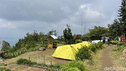 Basecamp Mawar Gunung Ungaran Semarang Makin Cantik