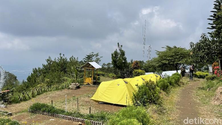 Mawar Camp - Gunung Ungaran Semarang