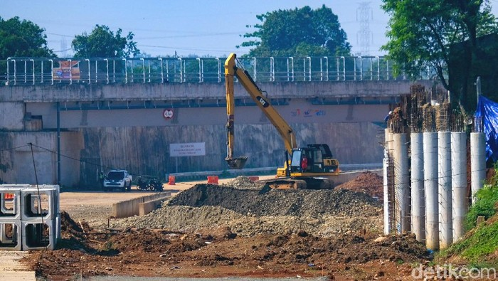 Pembangunan Tol Serpong-Cinere belum sepenuhnya rampung karena seksi Pamulang-Cinere masih belum tersambung. Seperti apa progresnya kini?