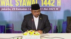 Hasil Sidang Isbat Lebaran 2021: 1 Syawal 1442 H Jatuh Pada 13 Mei