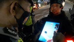 Saat Polisi Cek Alasan Dani Tetap Mudik Lewat Video Call ke Ibunya