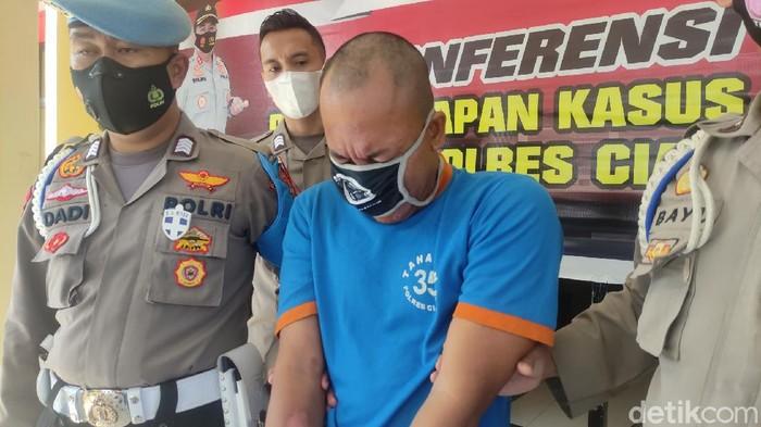 Pelaku yang membakar gadis Cianjur hingga tewas