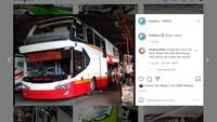 Bocor, Ini Penampakan Calon Bus UHD Karoseri Tentrem