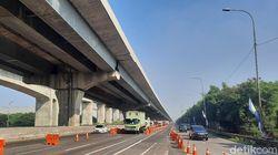 Hari Raya Idulfitri, Ratusan Kendaraan Diputar Balik di GT Cikarang