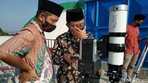 Hilal Tak Terlihat dari Semarang