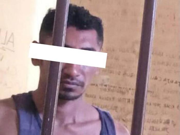 Pria mabuk yang pukul anggota TNI di Maluku Barat Daya