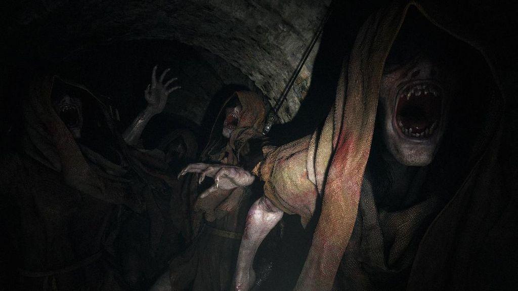 Lagu Resident Evil: Village Terinspirasi Alat Musik Indonesia