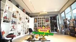 9 Potret Rumah Mewah Sultan Mainan, Ada Koleksi Action Figure Rp 1 Miliar