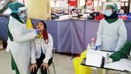Tes Acak di Solo Grand Mall, 4 Orang Positif Corona