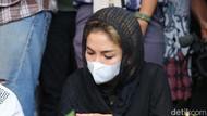 Pegang Perut Istri Sapri Pantun, Nikita Mirzani: Dedeknya Gerak-gerak