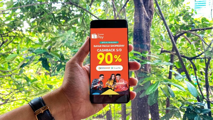 Banyak Cashback Buat yang Cari Hiburan Digital di Libur Lebaran