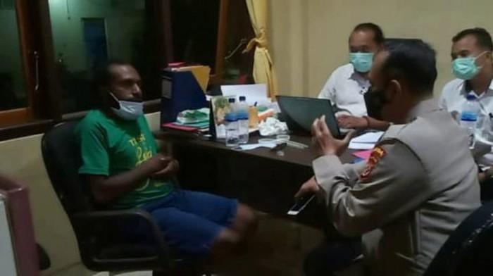 Terduga aktor demo rusuh Papua 2019, Victor Yeimo