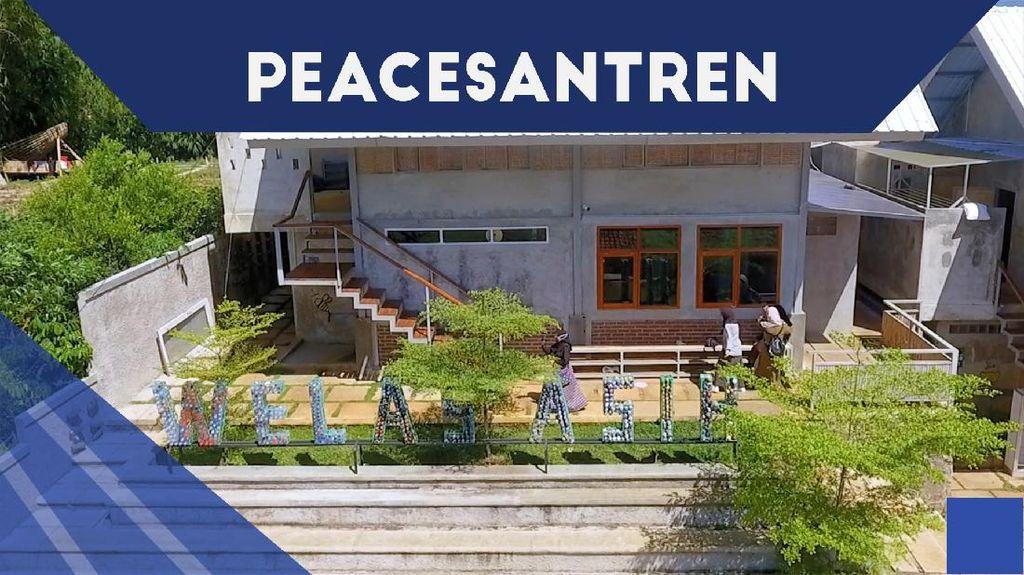 Mencegah Tragedi Mei 1998 Terulang di Peacesantren Welas Asih