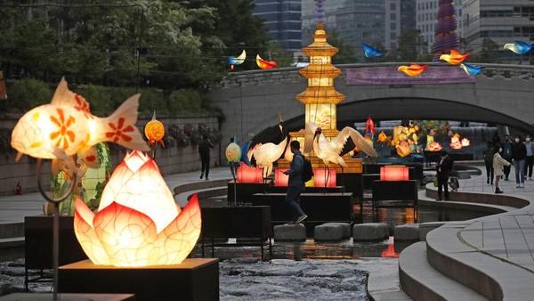 Diketahui perayaan ulang tahun Buddha akan dilaksanakan pada 19 Mei mendatang.