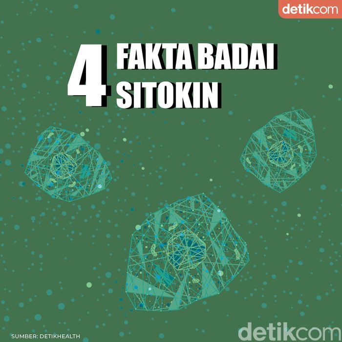 4 Fakta Badai Sitokin