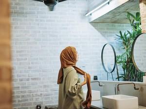 Viral Tutorial Hijab Simpel, Tapi Tak Disarankan Buat yang Naik Motor