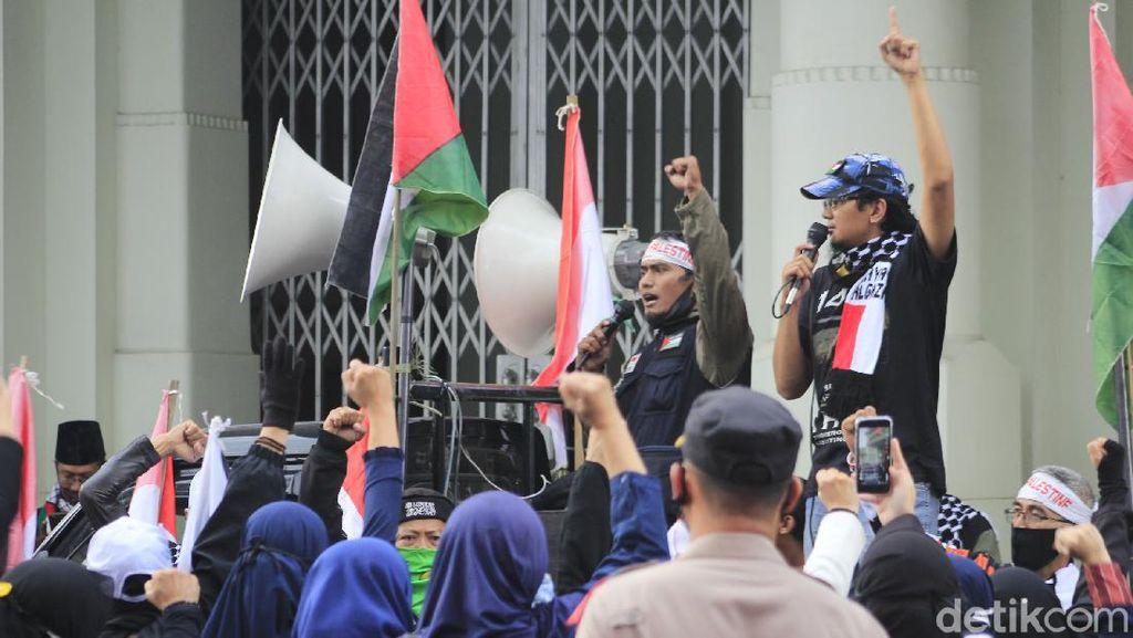Aliansi Umat Islam Desak Pemerintah Tegas Sikapi Konflik Palestina-Israel