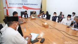 Kunjungi Banyuwangi, Tim Pakar Satgas COVID-19  Apresiasi Penanganan TKI