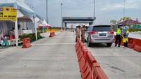 H-1 Lebaran, 431.768 Kendaraan Melintas di Tol Trans Sumatera