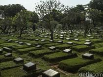 Ingat, Aktivitas Ziarah di TPU Jakarta Ditutup Selama Lebaran