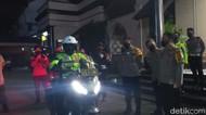 Naik Motor, Kapolda Jabar Pantau Malam Takbiran di Bandung