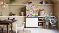 Samsung Hadirkan Kulkas Bespoke yang Bikin Kece Ruangan