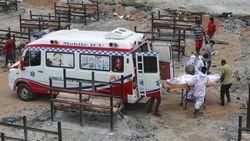 Ngeri! India Catat 4.000 Kematian 2 Hari Berturut-turut