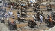 Lagi, Kematian Corona di India Kembali Pecahkan Rekor
