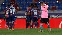 Levante Vs Barcelona: El Barca Jelek Banget di Babak II