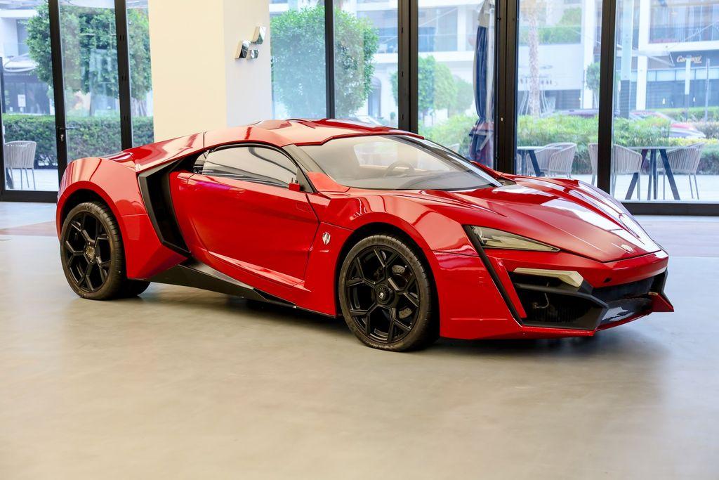 Lykan HyperSport mobil di film Fast and Furious Dijual
