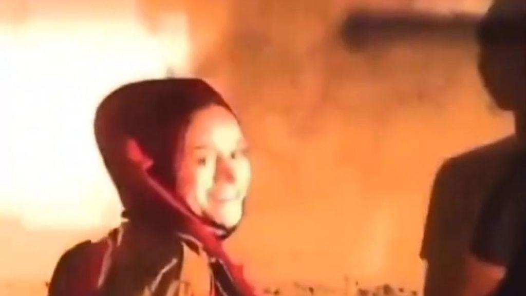Balasan Menohok Mariam Afifi ke Militer Israel yang Menangkapnya