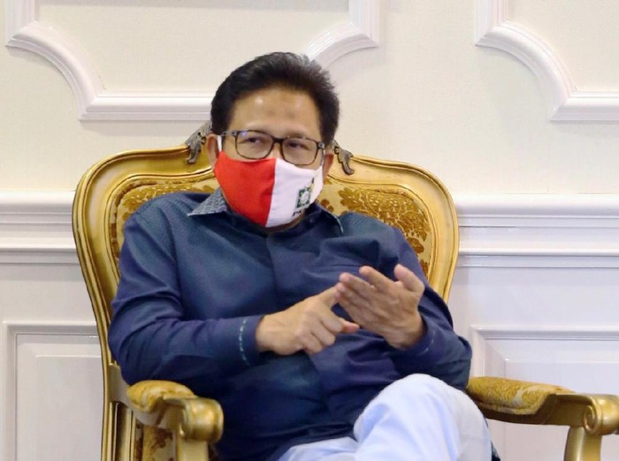 Muhaimin Iskandar atau Cak Imin.