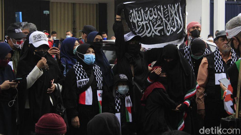 Orasi Soal Konflik Palestina-Israel Digelar di Bandung