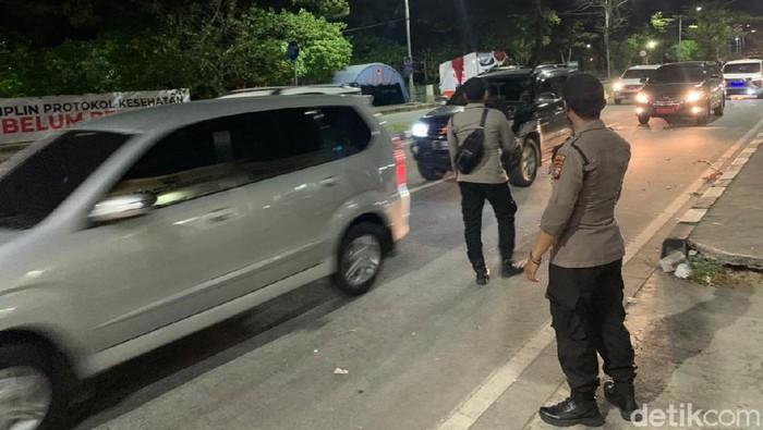 Penyekatan di Surabaya
