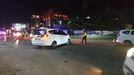 Puluhan Kendaraan Pemudik Diputar Balik di Pos Penyekatan Cilegon