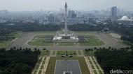 Kasus Corona di Jakarta Melonjak dan Wanita yang Jalan Kaki Keliling Dunia