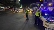 Penyekatan Jalan dan Check Point Antisipasi Takbir Keliling di Kota Kediri