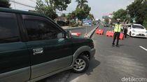 Begini Potret Penyekatan di Perbatasan Jawa Tengah-Yogyakarta