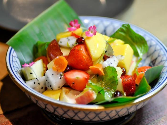 Resep Salad Buah Thai