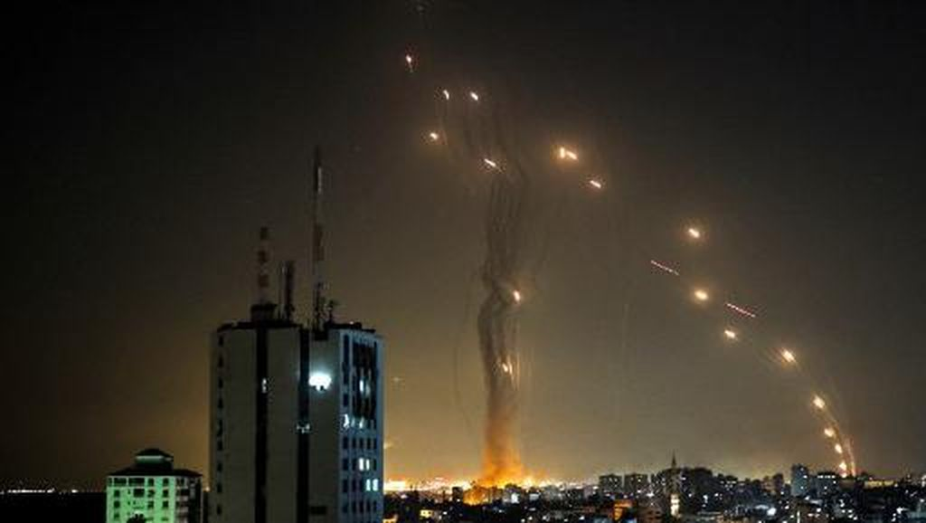Ribut Parpol Raksasa Paman Sam Gegara Dana Iron Dome Israel Dicabut