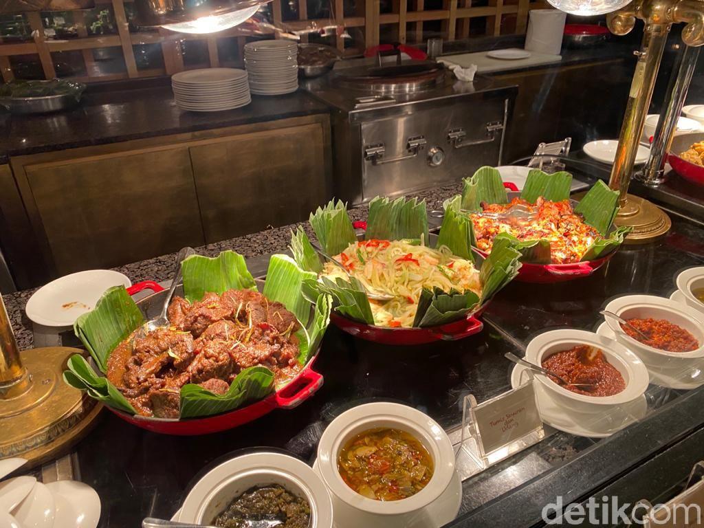 Santap Hidangan Jepang hingga Italia Enak di 'The Cafe' yang Terapkan Prokes