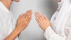 Manfaat Saling Memaafkan Saat Idul Fitri Menurut Sains