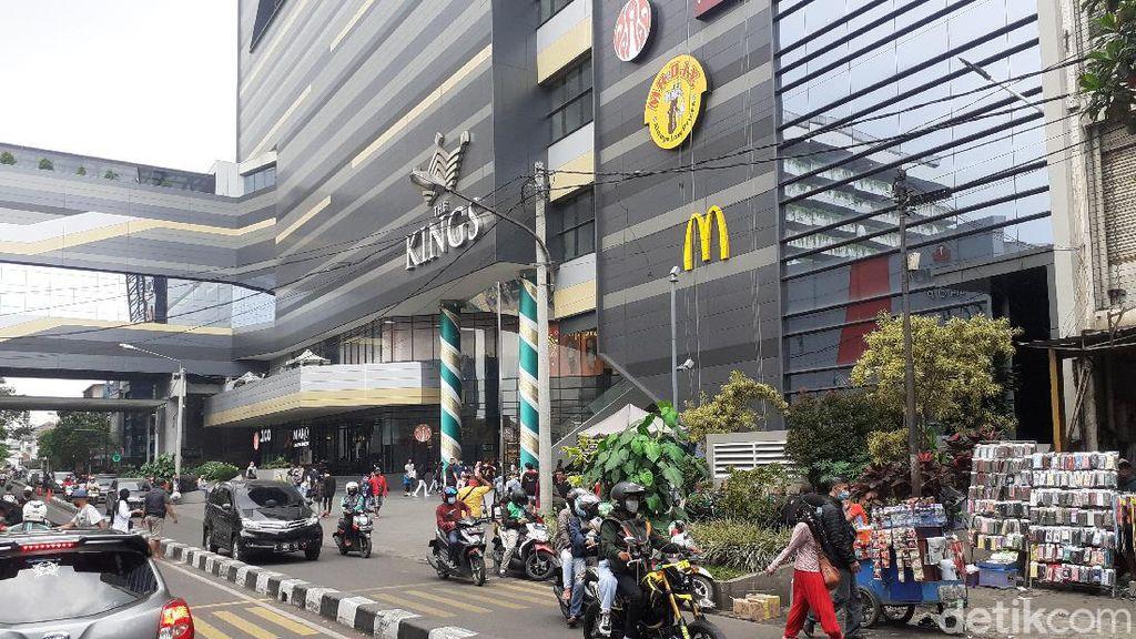 H-1 Lebaran, Pusat Perbelanjaan di Bandung Lebih Lengang